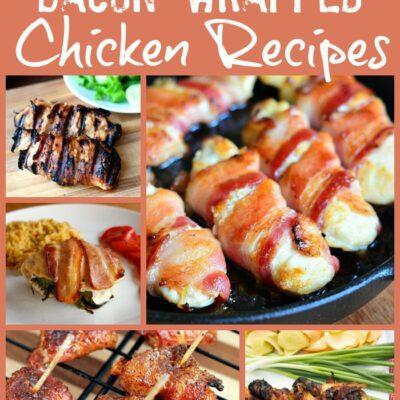 Easy Weekly Dinner Menu #137: Last Summer Holiday Weekend!