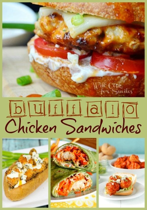 Buffalo Chicken and Turkey Sandwiches You'll Love!