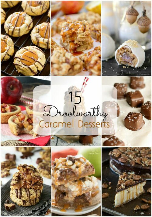 15 Droolworthy Caramel Desserts