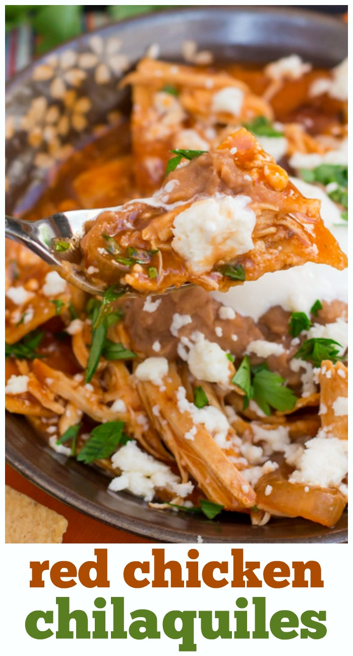 Easy Chilaquiles Recipe The Weary Chef