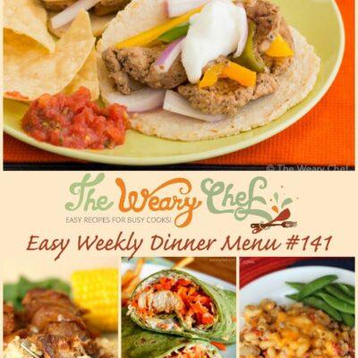 Easy Weekly Dinner Menu #141: A Tour of Smithfield Virginia