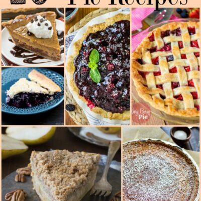 13 Perfect Pie Recipes