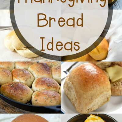 13 Thanksgiving Bread Recipes for Your Holiday Table