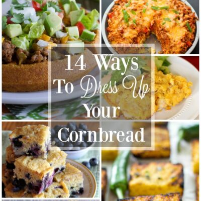 14 Ways to Dress Up Cornbread