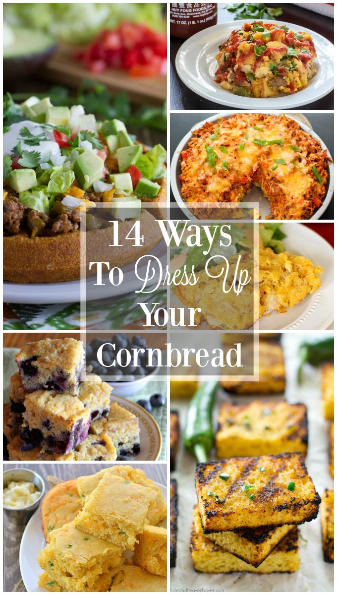 14 Ways to Dress Up Your Conbread