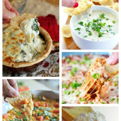 10 Cheesy Dip Recipes You Have to Try