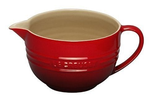 Le Creuset 2-Quart Batter Bowl ($50)
