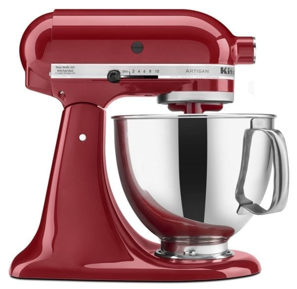 Kitchenaid 5-Quart Stand Mixer ($199+)