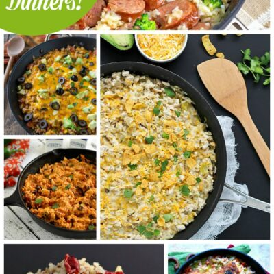 Quick and Easy Rice Skillet Dinner Recipes