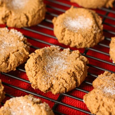 Baking Mix Soft Molasses Cookies
