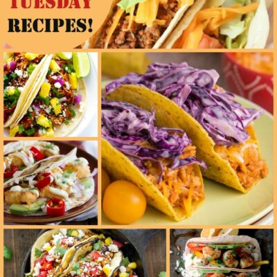 Fun Taco Tuesday Recipes – Perfect for Any Night of the Week!