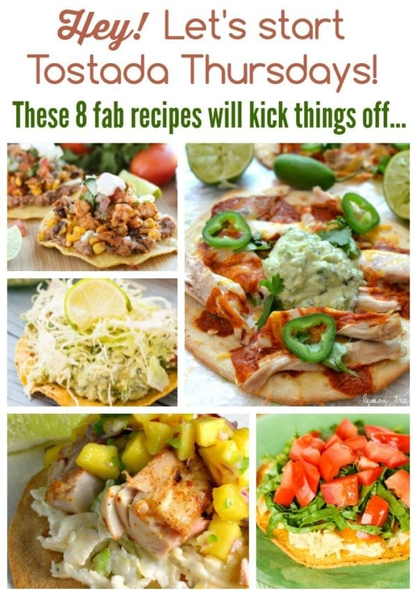 8 Tostada Thursday Recipes