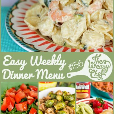 7 Easy Dinner Recipes Week #156: Simple Burgers, Ribs, Tostadas, and More!