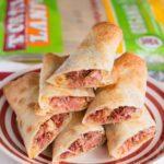 Spicy BBQ Pork Flauta Recipe