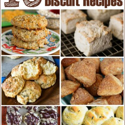 15 Incredible Biscuit Recipes Just Right for Any Time of Day