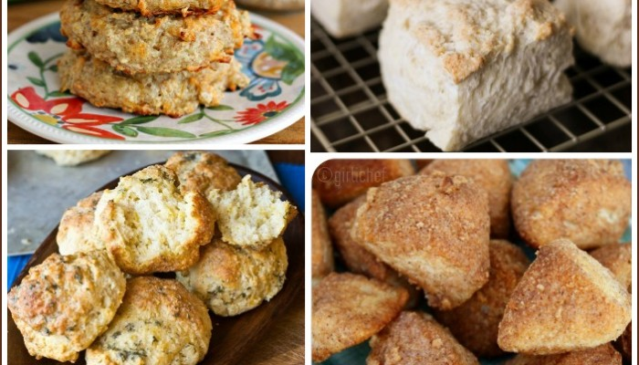 Check out this list of 15 Incredible Biscuit Recipes that go way beyond plain ol' buttermilk biscuits. You'll want to try every delicious variety shown in this roundup!