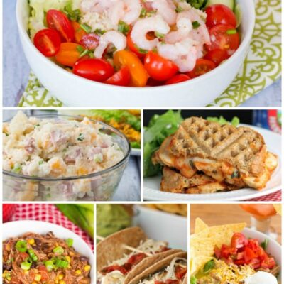 Easy Weekly Dinner Menu #166: Ch-ch-ch-ch-changes
