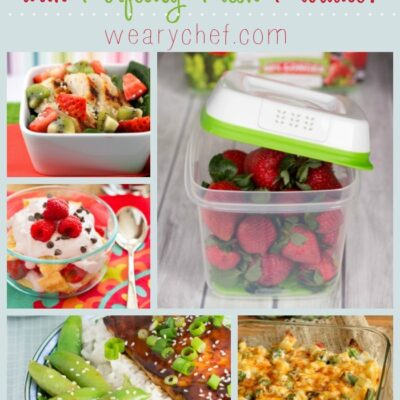 Spring Recipes with Fresh Produce
