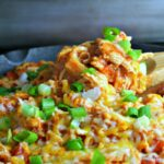 Easy Enchilada Skillet with Beef or Chicken