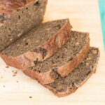 Healthy Banana Bread Recipe with Buckwheat Flour