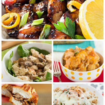 Easy Weekly Dinner Menu #169: Scrounging in the Kitchen