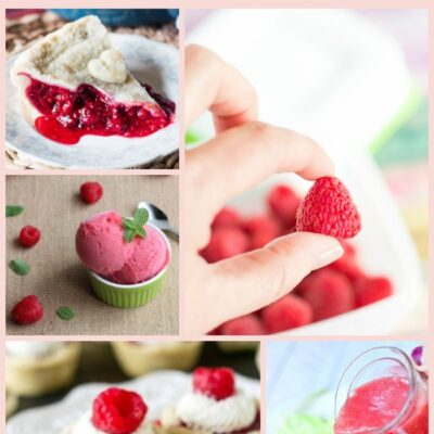 Raspberry Recipes: Pies, Cocktails, and More!