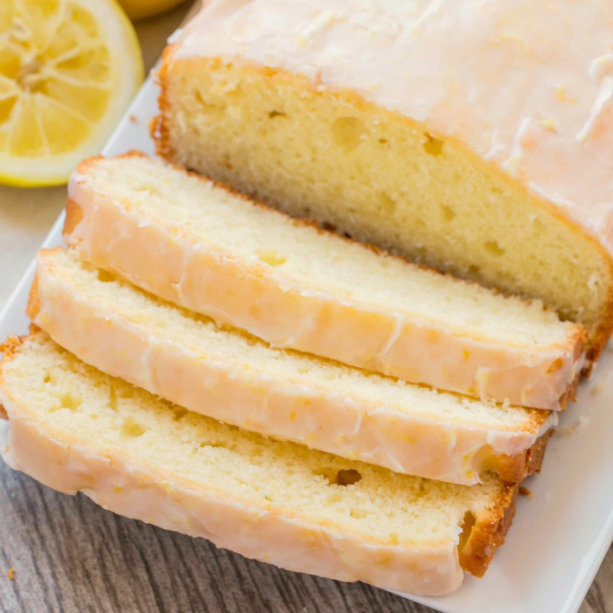 Best Lemon Loaf Cake With Yogurt The Weary Chef