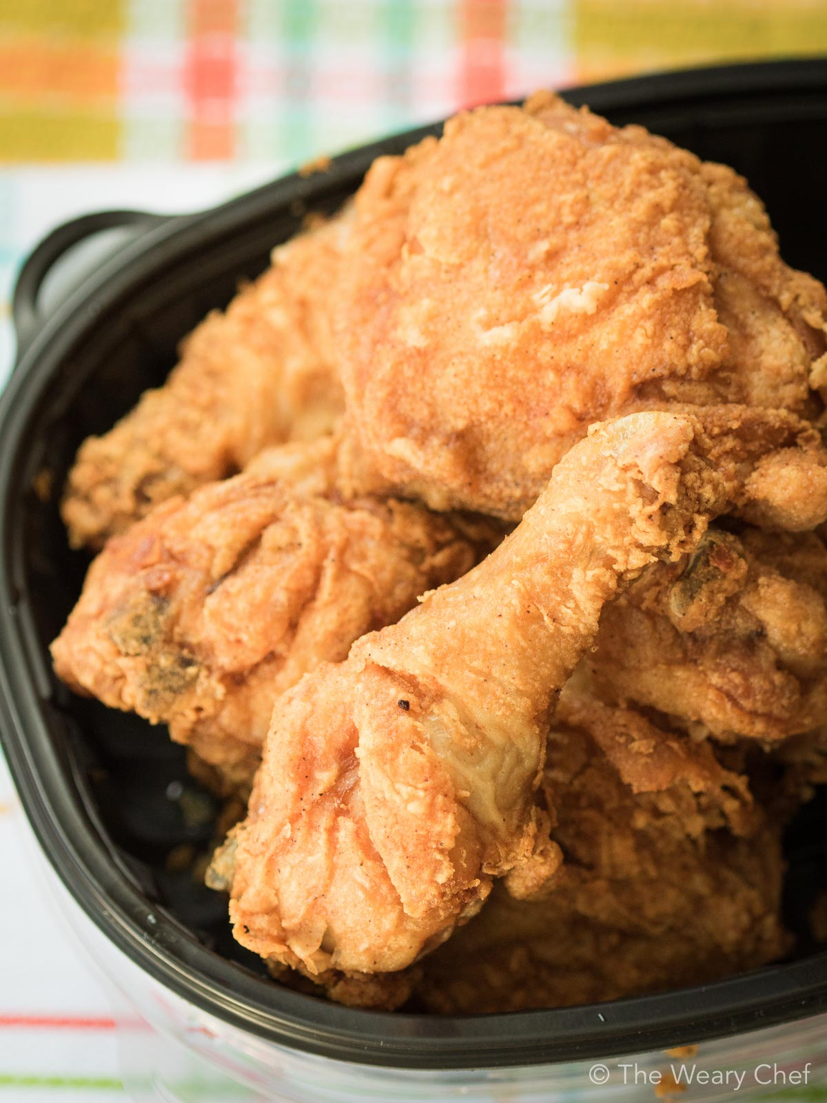 Grab yo' self some Safeway Signature Fried Chicken and find a perfect side dish recipe to go with it!