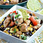 Chipotle Lime Chicken Stir Fry