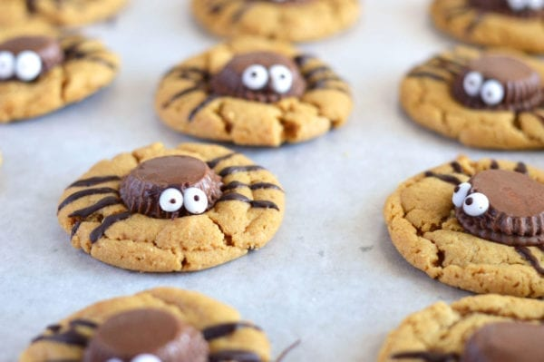 Spider Cookies // What the Fork Food Blog