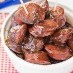 Ultimate Slow Cooker Cocktail Sausages