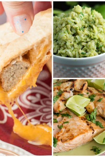 What's For Dinner? Check out this week's meal plan!