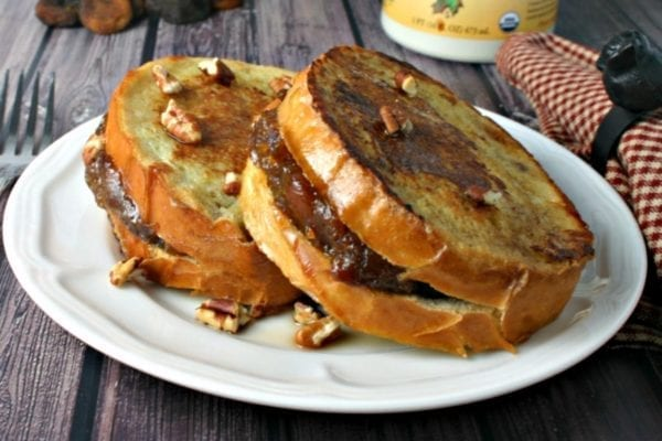 Apricot Pecan French Toast by Life, Love, and Good Food