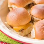 Bacon Cheddar Pork Sliders
