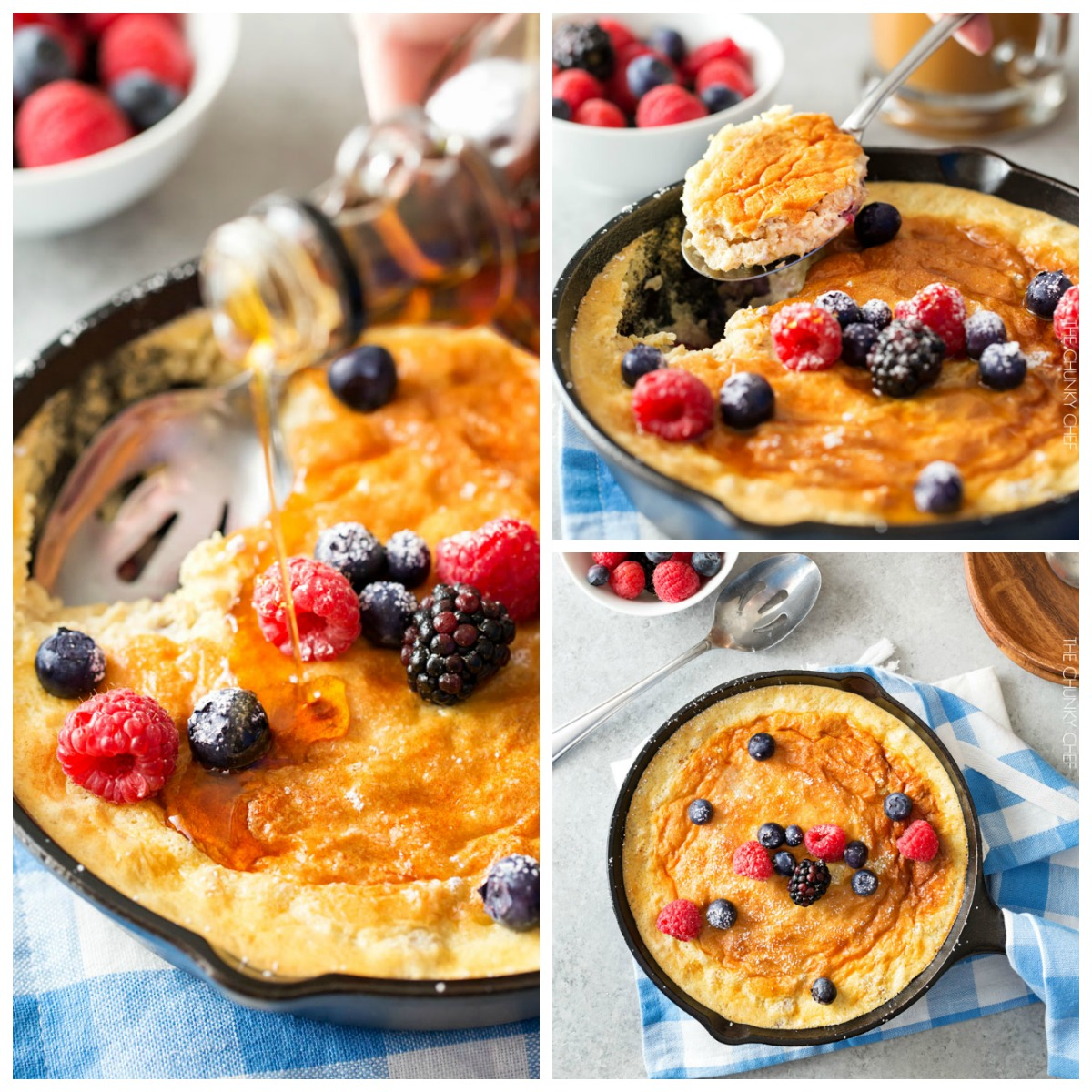 for breakfast or brunch. Don't be intimidated by the name. It's easy ...