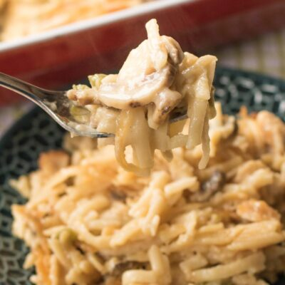 Best Chicken Tetrazzini Recipe