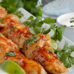 Honey Sriracha Chicken Tenders