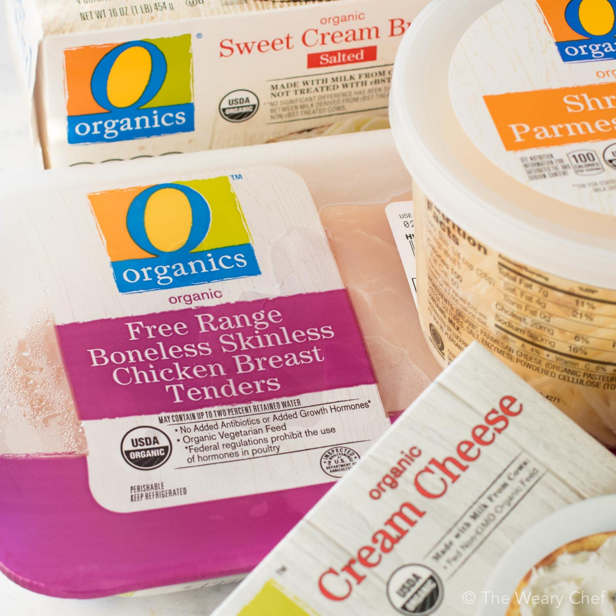 Safeway's O Organics and Open Nature brands let you purchase all natural ingredients at an affordable price!