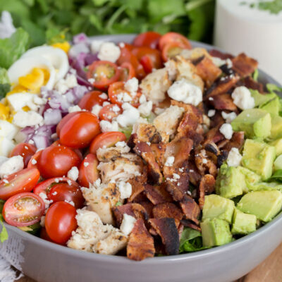 Favorite Chicken Cobb Salad