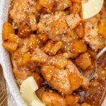 Crockpot Pineapple Chicken
