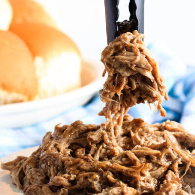 Maple Slow Cooker Pork Tenderloin