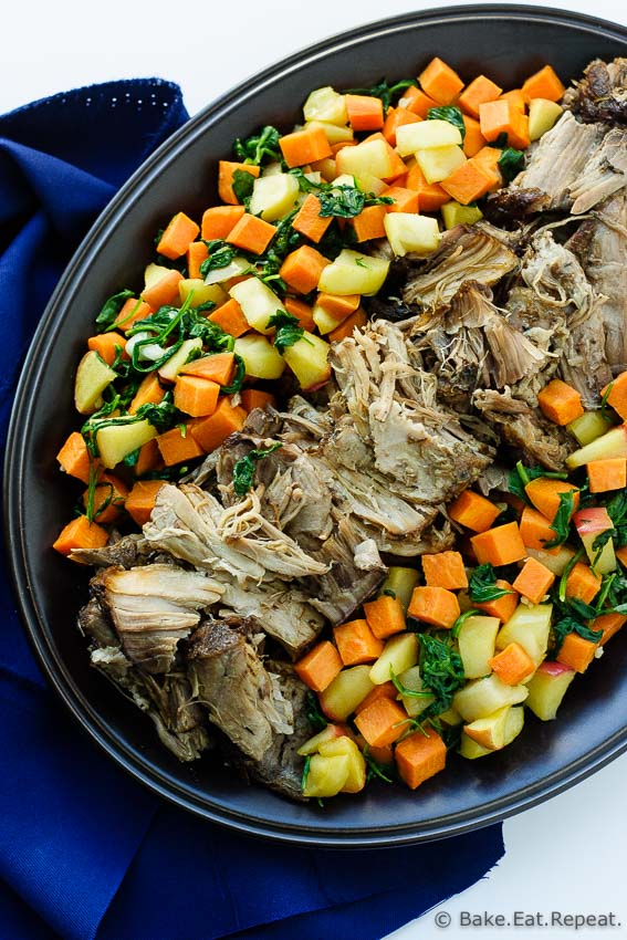 Slow Cooker Pork Roast - Bake. Eat. Repeat.