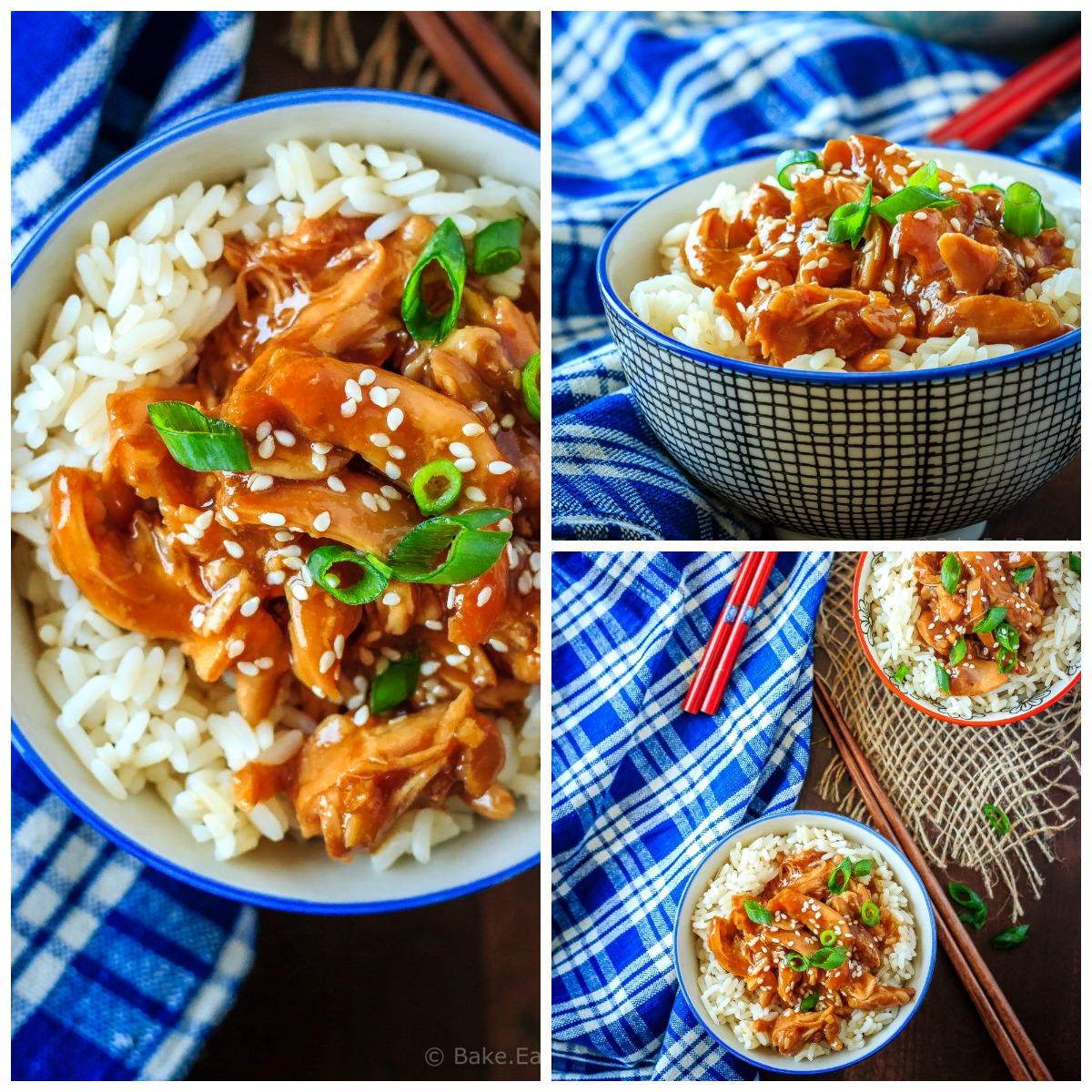 This slow cooker teriyaki chicken is a quick and easy dinner recipe that takes just minutes to get into the slow cooker. Perfect meal for those busy weeknights!