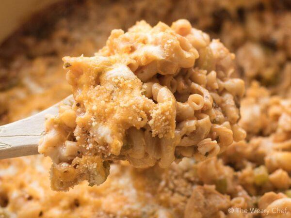 Baked Chicken Macaroni