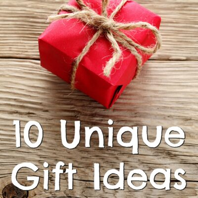 10 Unique Gifts Under 10 Dollars