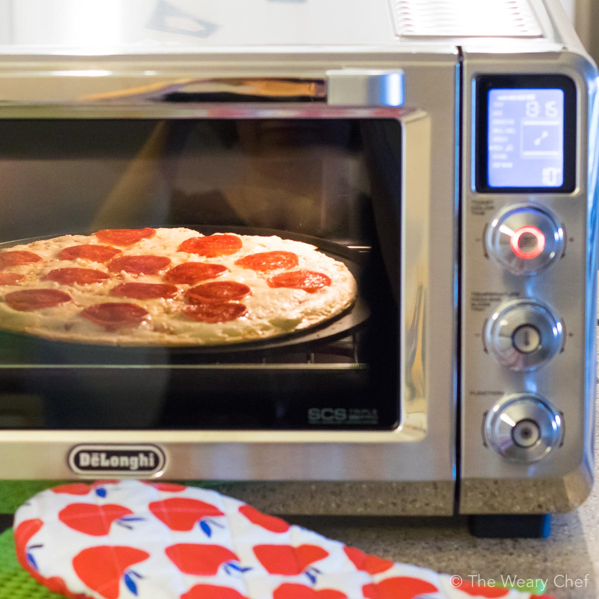 reviews pizza walmart oven product countertop beach convection hamilton toaster kitchen model com