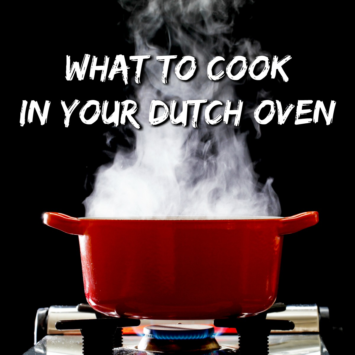 An enameled dutch oven is surely one of the most versatile pots in any kitchen. You can use these pots to prepare skillet dinners, cook pasta, braise roasts, and even bake bread! #lodge #dutchoven