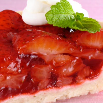 Classic Fresh Strawberry Pie