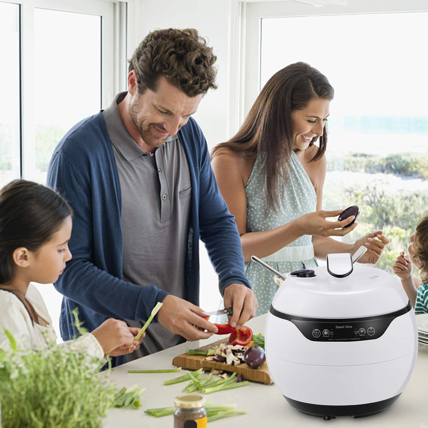 family and sweet alice instant pot