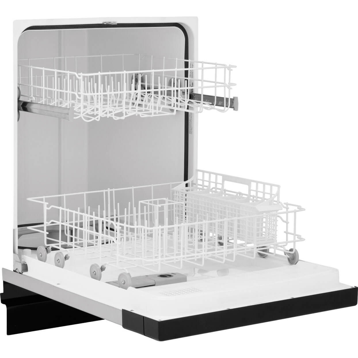 frigidaire dishwasher racks